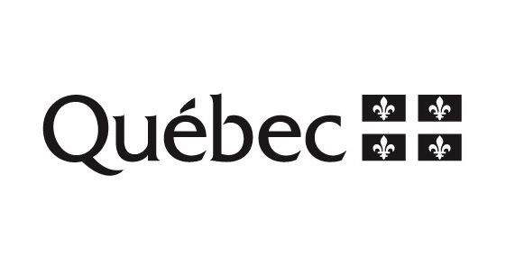Quebec drapeau noir